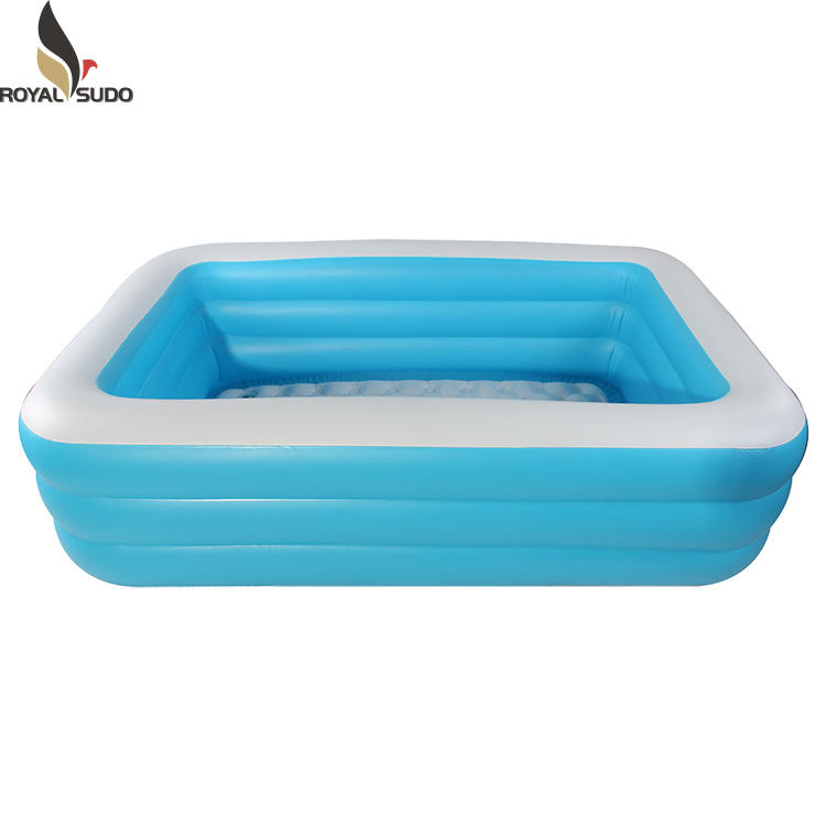 10 ft/3.05M Rectangular Frame piscina Large above ground pool inflatable swimming pools swimming family Adults outdoor portable