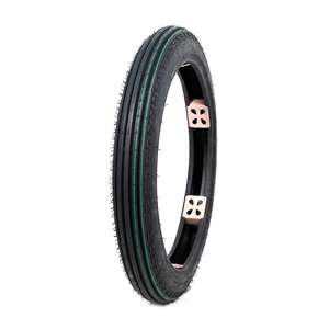 ISO9001 Factory directly produce 3.00 19 tubeless tyre natural rubber motorcycle tire irc tyre with all new pattern