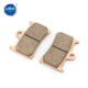 Motorcycle Yamaha Yamaha Sintered Motorcycle Sintered Front / Rear Brake Pad EBC FA252HH FA252 Brake Pad Set For ATV / UTV / Motorcycle Yamaha FJR1300 / YZF600R / Road Star