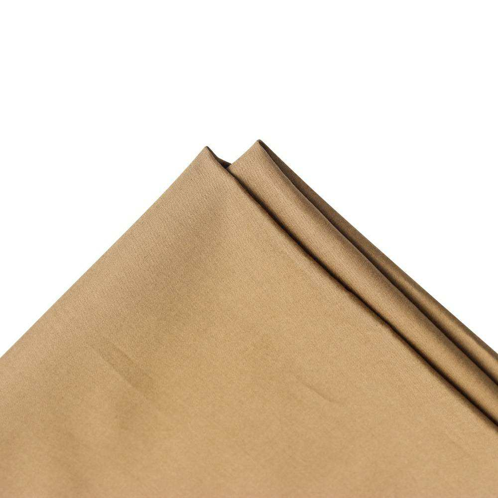 Eco-friendly 200gsm Woven 100% Cotton Twill Khaki Fabric For Chino Pants