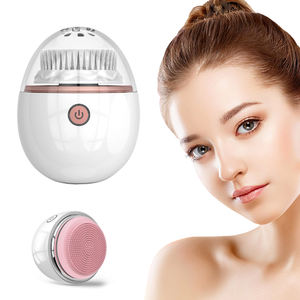 Super face wash brushes machine soft silicone facial brush cleanser waterproof design health beauty for your face woman cleanser