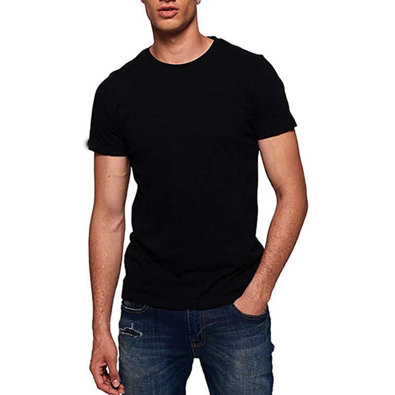 Five Men OEM Summer Custom Printing 100% Cotton T-Shirt Personalize Soft Blank T Shirt Men