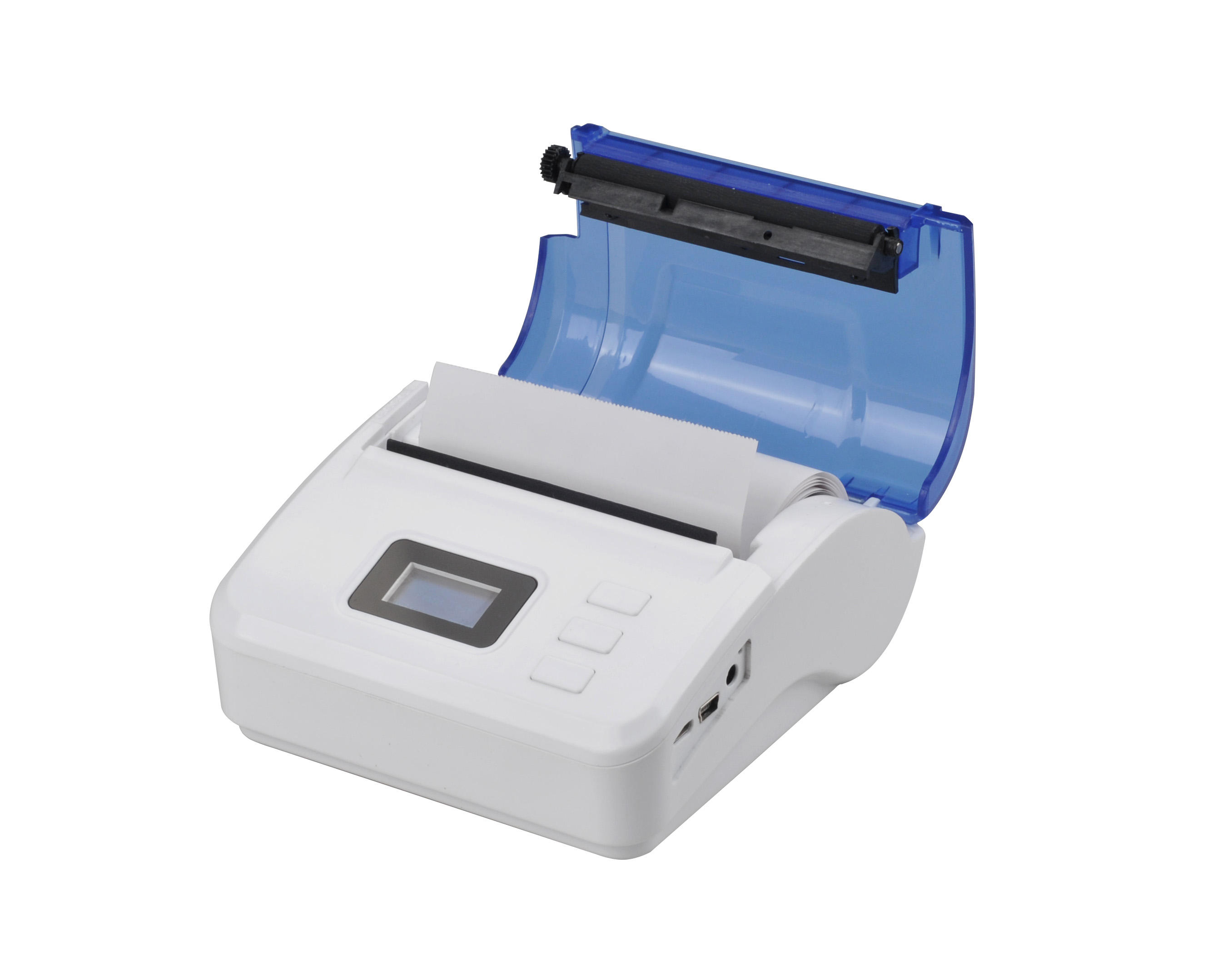 Portable Mini mobile wireless thermal printer