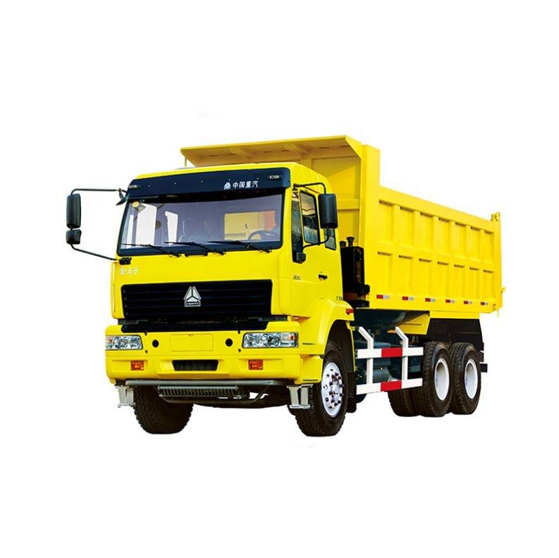 LNG/CNG/ Diesel Sinotruck Heavy Duty Howo 31 ton 8*4 discarica ribaltabile