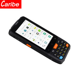 CARIBE Android 8.1Touch Screen Handheld Smart Terminal with 4G WIFI Bluetooth Barcode Scanner