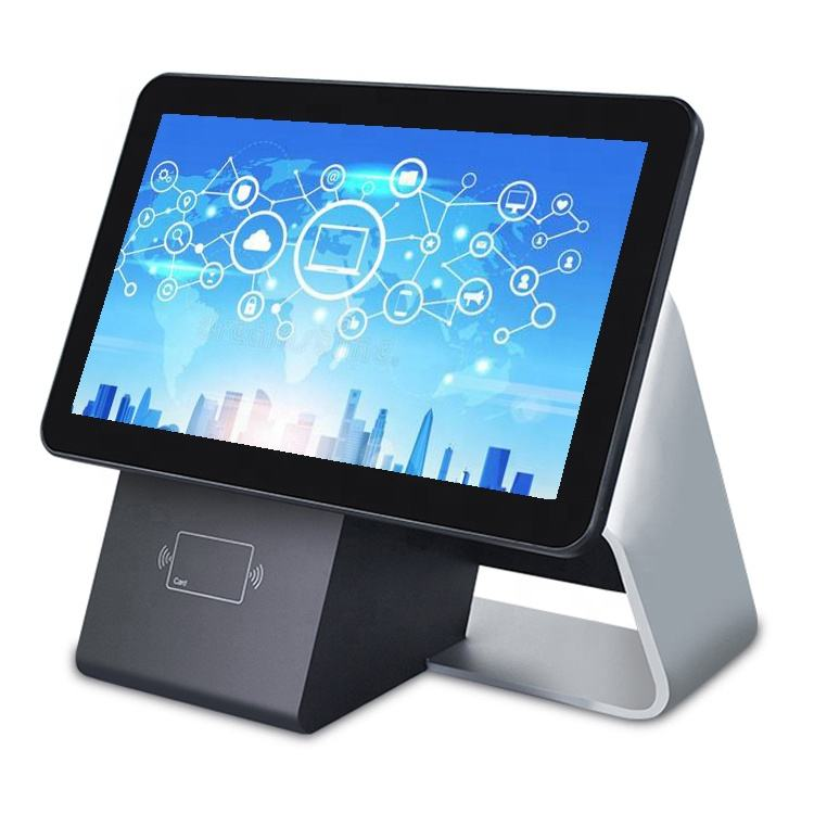 슈퍼마켓을 위한 17 인치 알루미늄 registratori di cassa business machines pos win pos system