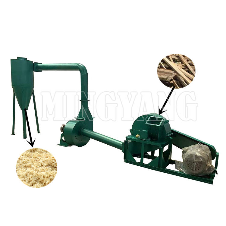 Cheap Wood Crusher Machine Making Sawdust Grinder