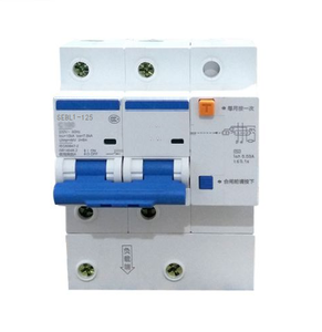 earth leakage RCCB residual current circuit breaker 2p 40a 30ma