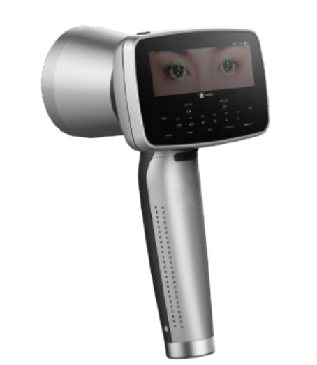 Auto operation distance in 1 meter Hand-held Vision Screener SW-800