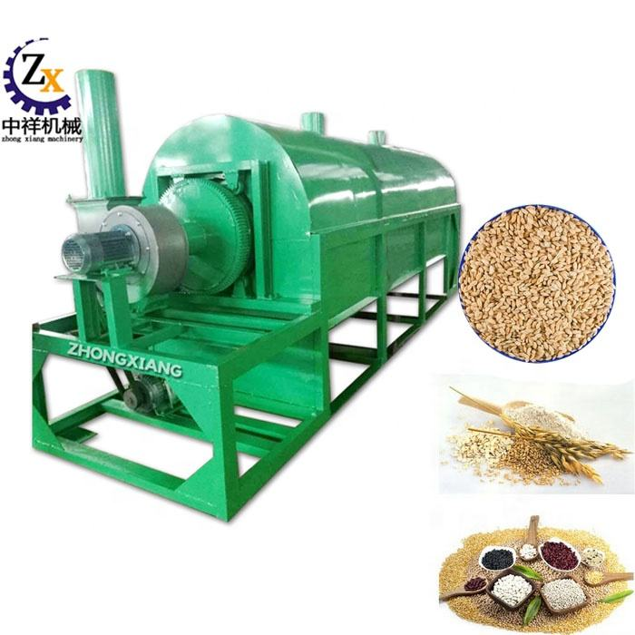 Mobile paddy rice corn maize grain dryer machine