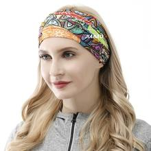 REPREVE  Recycled Polyester Seamless Multifunctional Headband For Women