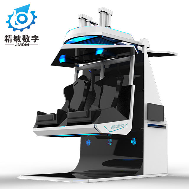 2020 new style 9d virtual reality 720 experience VR flight cinema simulator 9d vr with 2seats 4seats