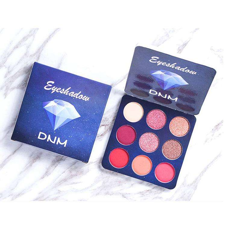 Eye shadow in india diy 9 color customizable eye shadow palette