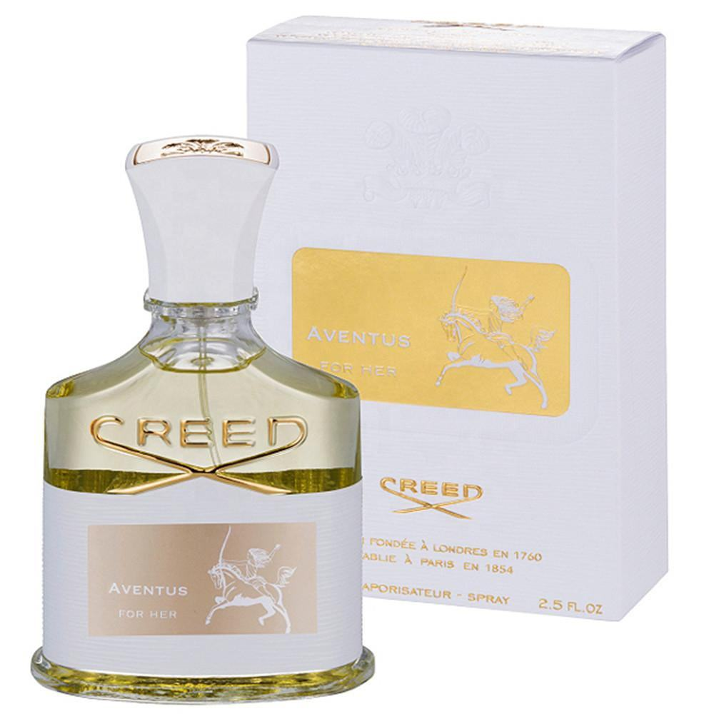 Eau De Parfum 75ml Creed Aventus For Her Perfume for Women With Long Lasting High Fragrance Good Quality