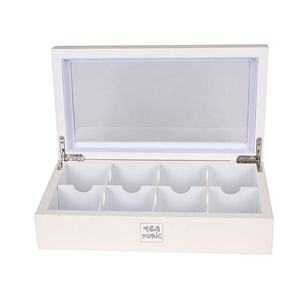 Factory Wholesale Custom Logo Tea Gift Packaging Box