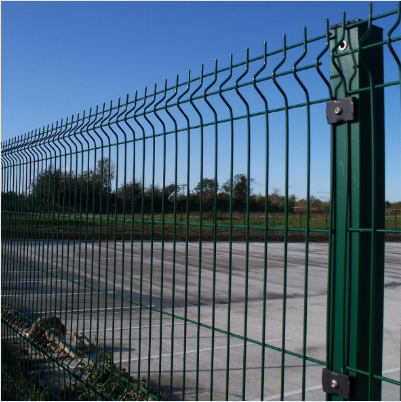 hight quality 3d wire mesh panel fence