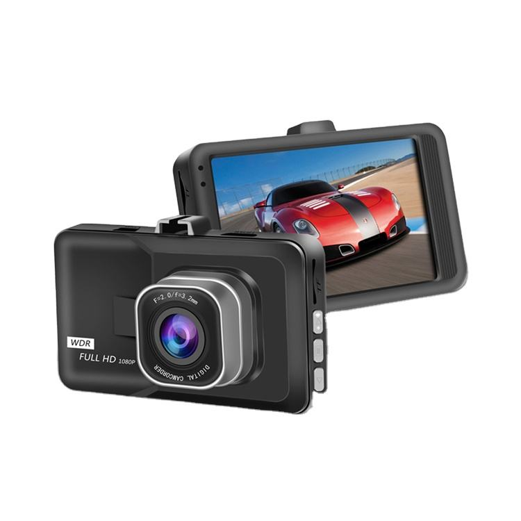 2020 Hotsale FHD 1080p 3 inch display car camera car dvr recorder with G sensor Motion Detection