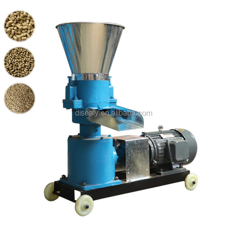 High quality feed pellet machine for chicken food making poultry food processing machine