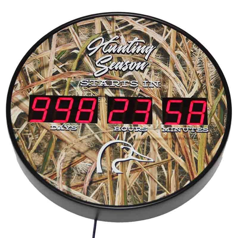 Electronic LCD LED Display 365 Days DigitaL Small Digital Countdown Timer