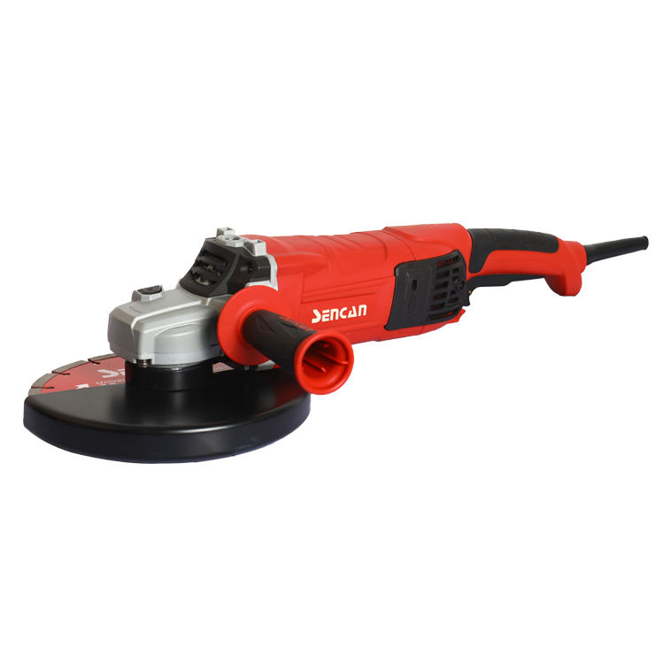 SENCAN Power Tools Electric 230mm 9 inches 2600W Model 542307 Heavy Duty Professional large angle grinder