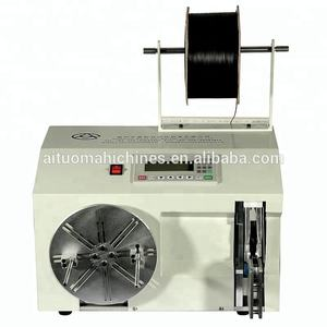 Semi automatic wire twist tie machine cable winding tying machines AM102