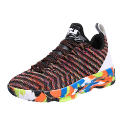 Basketball Shoes Men  High Top Basketball Sneakers Men Training Ankle Outdoor Men Colorful Sport Shoes Unisex