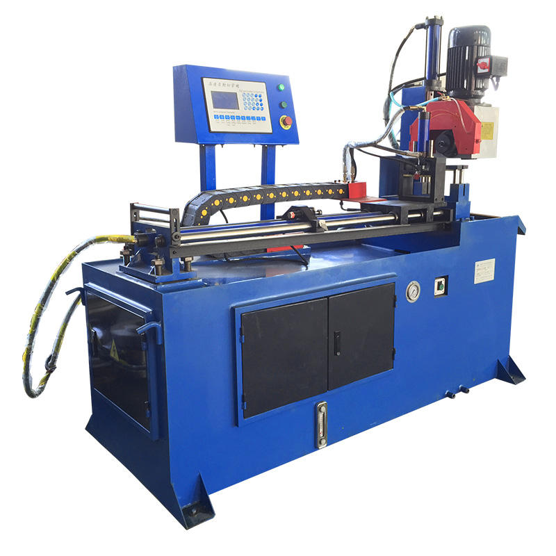 315 hydraulic automatic cnc pipe circular saw machine tube cutting machine for stainless steel and other metal pipe