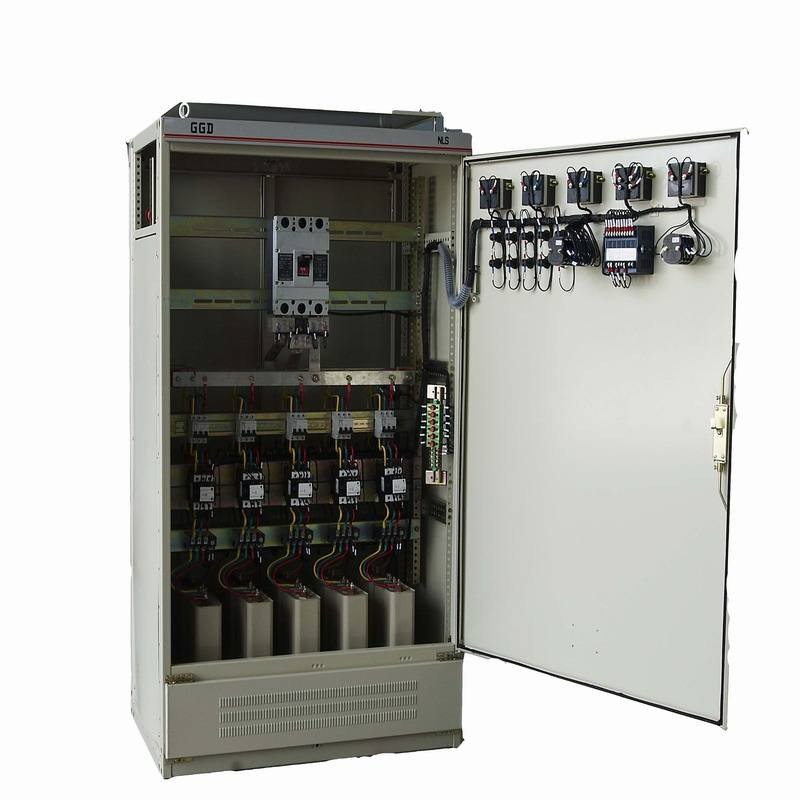 High quality Low voltage intelligent Kvar three phase power factor kapasito banki reactive power compensation