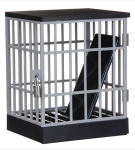 Mobile Phone Jail Cell Lock Up Fun Novelty Gift Idea The perfect gift for that phone addict in your life