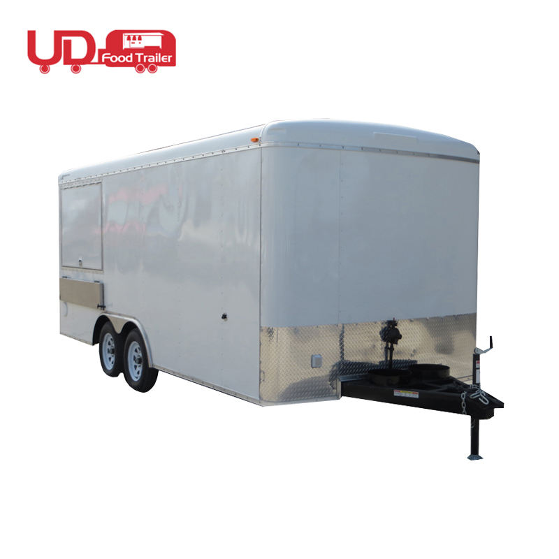 Factory Directly Sold Mobile Food Trailer Airstream