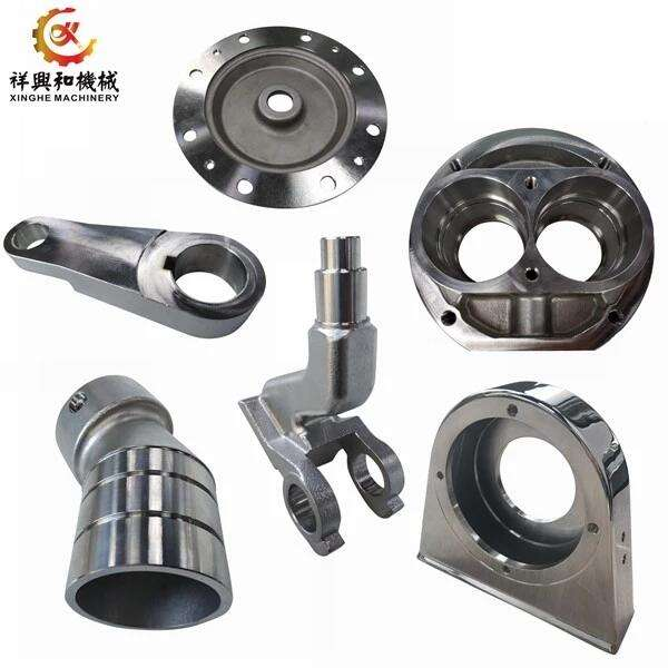 Stainless steel silika sol cast hilang lilin cor presisi investasi casting produk