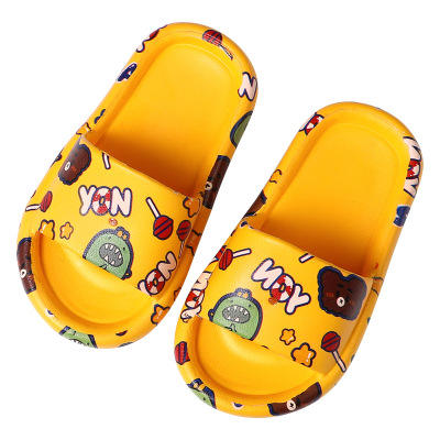 2020 Summer new girl slippers children kids slides footwear beach sandals