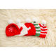 Nweborn Newborn Photography Props Baby Photography Props Christmas Nweborn Hat Baby Casual Fitted Baby Accessories Newborn Cartoon Merry Christmas Newborn Photography Props Hat Baby Boy