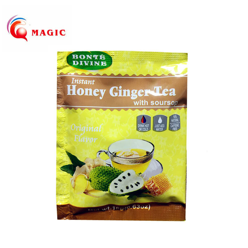 hot drink ginger tea granules instant