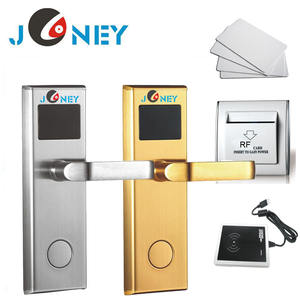 2020 hot selling RFID card hotel door lock with free hotel software
