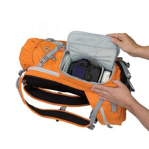With Camera compartment Hiking Backpack