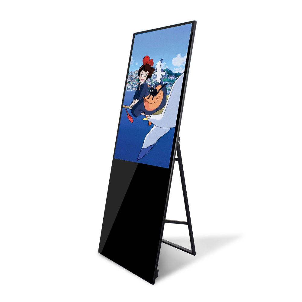 Basso prezzo di 43 &quot;<span class=keywords><strong>lcd</strong></span> wifi digitale chiosco monitor pubblicità display stand