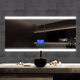 Customized Bathroom Magnifying Wall Mounted Makeup Cosmetic Mirror Vanity Led Light Vanity Mirror