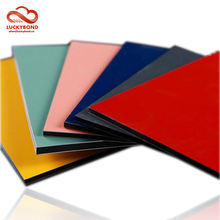 3mm aluminum composite panel Architectural Wall Cladding Panel Manufacturer for Bathrooms