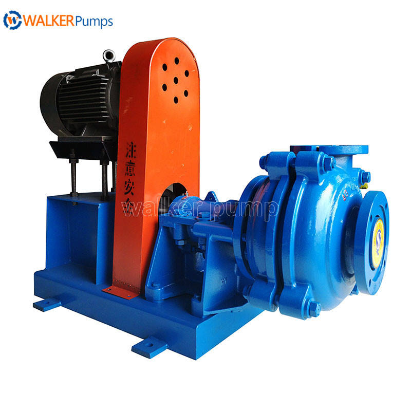 Heavy Duty Mining Salt Centrifugal Hart 2Hp Sewage Excavator Grinder Sand Water Packing Gland Price List Tunnel Slurry Pump