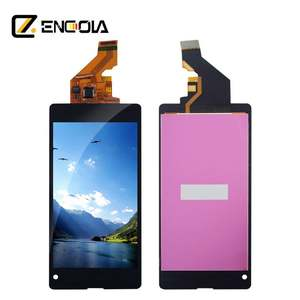 Voor Sony Xperia Z1 Compact Z1Mini Z1 Mini D5503 Lcd Display Monitor Module + Touch Screen Digitizer Sensor Glas montage
