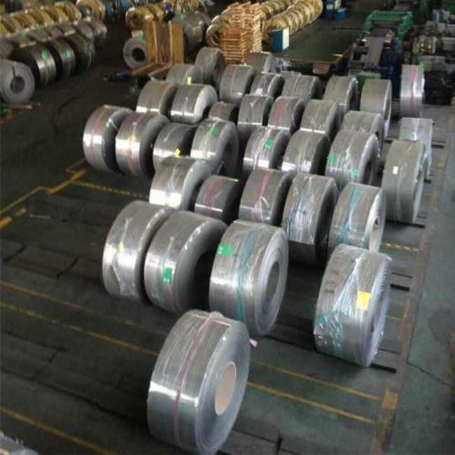 1219mm width 2b finish aisi 201 410 310 430 stainless steel coil