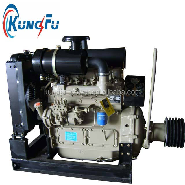 WP4/WP6 Series Marine Diesel Engine K4102ZP 44kw