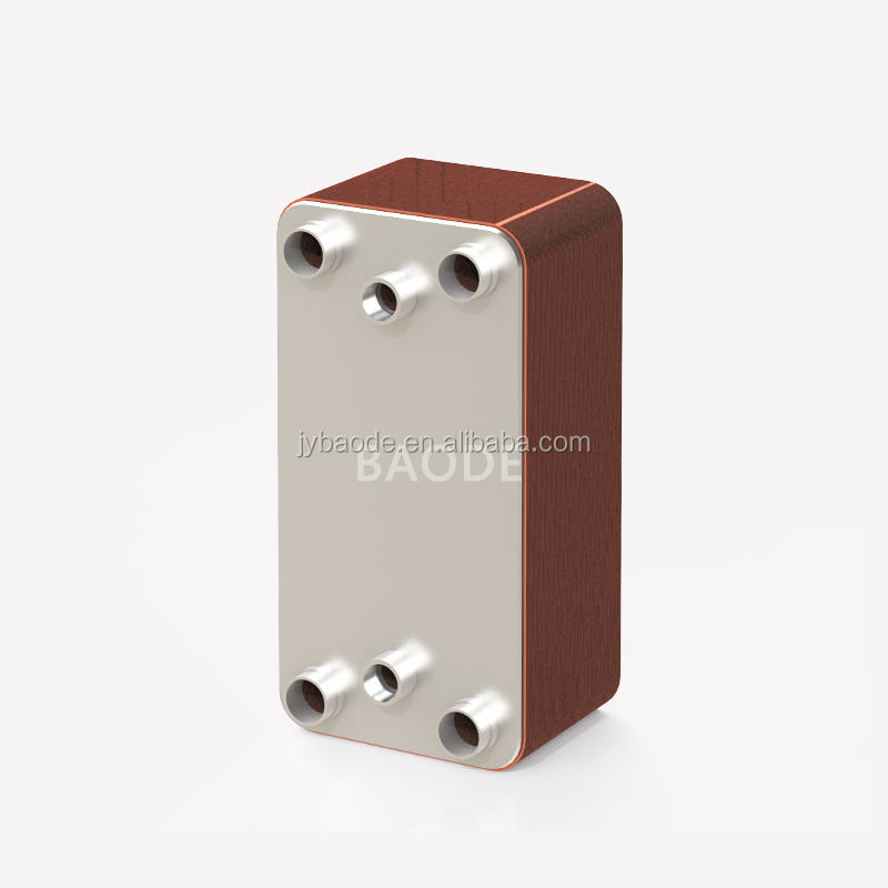 BL14-10D Brazed plate heat exchanger hydraulic oil cooler