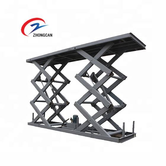 500kg 1000kg China hydraulic small fixed stationary scissor lift table for sale