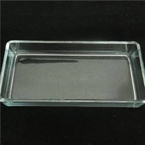Oven Safe High Borosilicate Glass Baking Dishes/Glass Plate/Glass Baking Tray