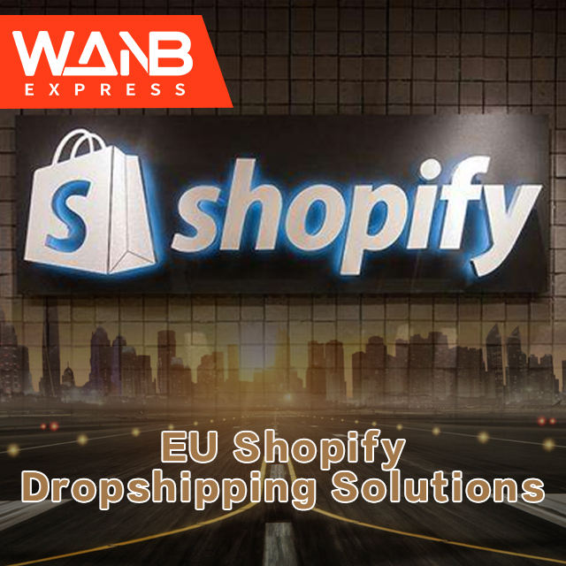 Most Reliable Shopify Dropshipping Sourcing Agent Dropshipping to Europe