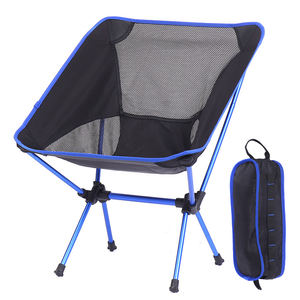 Manufacturer LOW MOQ Fast Delivery Custom Travel Outdoor Camping Folding Chairs
