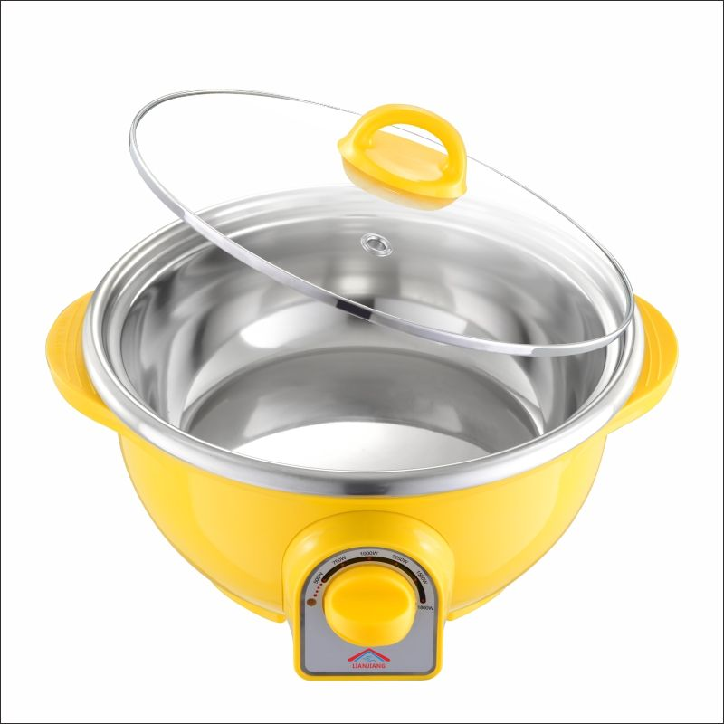 Guangdong professional manufacturer multi functions electric hot pot cooker