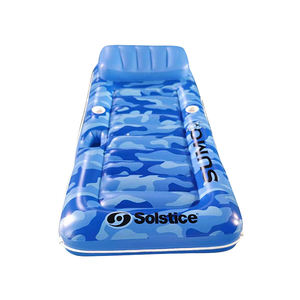 Selling Comfort Sleeping Inflatable Air Bed Mattress Water Reclining Chair Bed